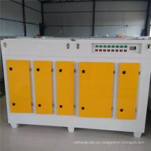 Sistema de control de olores de acero inoxidable bricolaje Equipo de oxidación de fotólisis UV