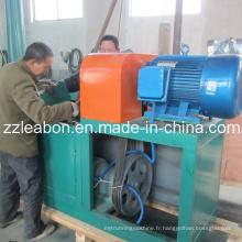 Machine de pressage en briquetage à la biomasse à la paille de sciure