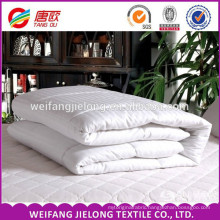 100% white cotton satin stripe fabric for 5-Star Hotel bed sheeting hotel bedding linen/satin stripe fabric for bedding sets/bed