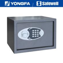 Coffre-fort électronique d'utilisation de bureau à la maison de taille de panneau de Safewell Ej 250mm