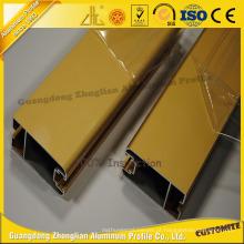 Nova Produção Extinção Eletroforese Quadro de alumínio com ISO 9001