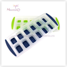 34*14*4cm Ice Tools, PP TPR Ice Cube Tray