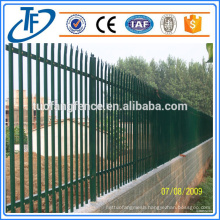 Security Steel Palisade Fence For Sale Made in Anping (China Supplier)