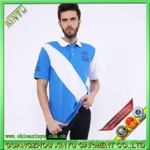 OEM Pique Algodão Polo T Shirts para Homens (XY00110)