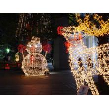 Feriado luz Motif LED corda