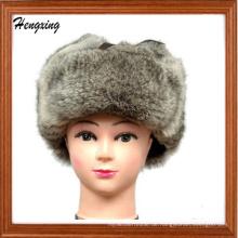 Kaninchen Pelz Warme Hüte