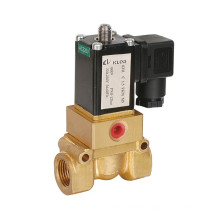 4/2 way suitable for air compressor DC12V 24V AC24V AC220V AC380V solenoid valve