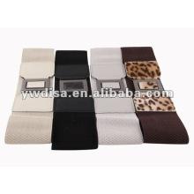 Leopard Mulheres Moda Elastic Belt