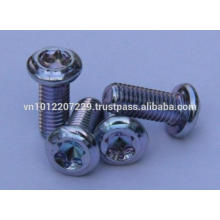 Tornillo, sujetador y remache de metal Pin y pieza de forja en frío