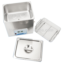 30L Commerical Stainless Steel with LED display forJewelry Watch Glasses Rings Ultrasonic Cleaner