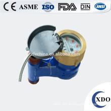 Contador de agua inteligente prepago