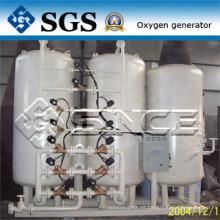 Planta de fabricación de generadores de oxígeno (PO)