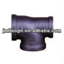 Ss304 dn100 T de alta pressão de aço inoxidável