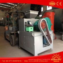 High Convert Ratio Coal Dust Briquette Machine