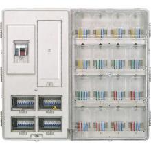 Einphasen-Energiezähler 16 Box