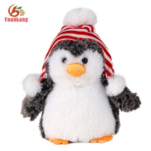 2017 Fábrica De Yiwu Personalizado Plush Maker Natal Macio Boneca De Pelúcia Pinguins Bonitos Brinquedo Pinguim De Pelúcia