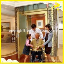 0.4m / s velocidad casa / villa ascensor para discapacitados en china