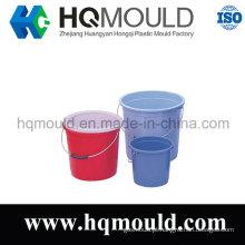 Molde de injeção plástica balde com tamanhos diferentes
