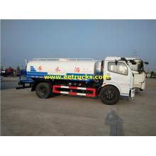 8500L 180HP camiones de aspersión de agua