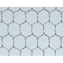 Faisceau hexagonal galvanisé à chaud