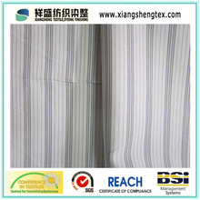 T/C Fabric 32s Polyester Cotton Fabric with Stripe