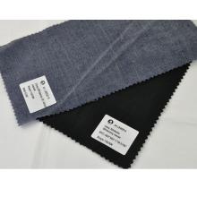 material preto da segurança contra incêndios para a venda por atacado da roupa