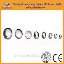 fábrica china de barato con Aperture precio esférico germanio metal