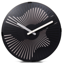 Guitar Shape Motion Reloj de pared