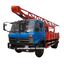 Dongfeng CUMMINS 190HP 4WD Precio del camión de perforación