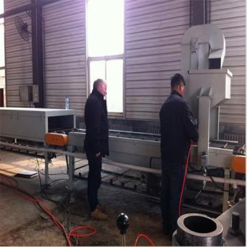 Villa verwendet langlebige farbige Dachziegelherstellungsmaschine