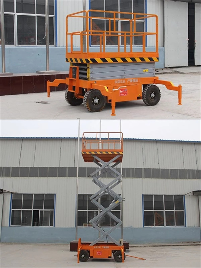 SJY0512 Scissor Lift Table