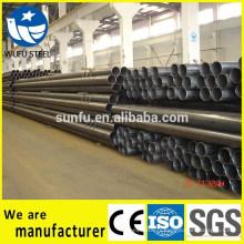 Fabricant de tubes en structure DIN 1615 ST37 ST52
