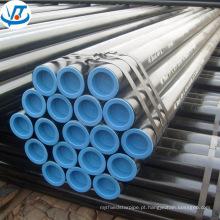Tubo de aço sem costura de carbono 1010 1020 1045 ST37 ST52 API5L Gr.B