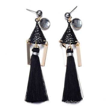 Fashion Long Earings For Women Alloy Tassel Earrings