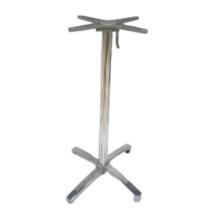 matériau en aluminium de base de table extérieure