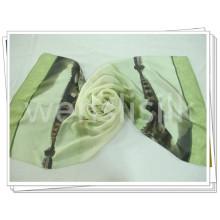 Lenço de seda (wensli silk14070713)