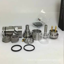 Squape-X Reservoir Ecig Atomizers for Vapor with New Structure (ES-AT-021)