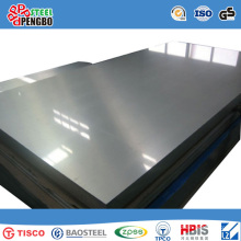 Hojas de acero inoxidable ASTM 304 / 304L / 316 / 316L con superficie recocida y decapante