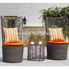 Luxury handmade rattan chair wicker furniture sofa sets