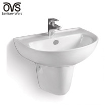 fabricant de porcelaine salle de bain lavabo mural lavabo