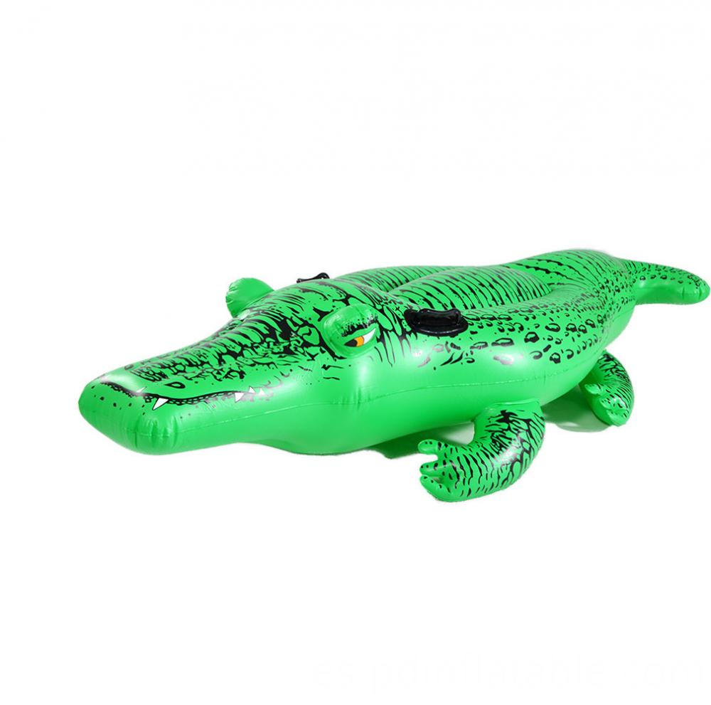 Inflatable Crocodile Floating Rider