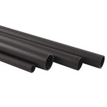 La fábrica hizo directamente el tubo de la fibra del carbón del OEM 3k