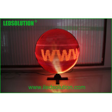 Exposição interna da bola do diodo emissor de luz de Ledsolution P10