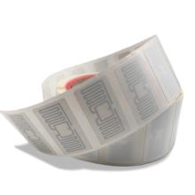Impressão personalizada de etiquetas adesivas UHF RFID