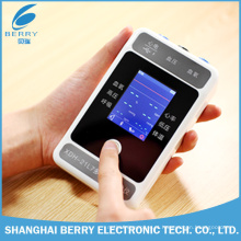 6 Parameter Palm Patient Monitor Berry