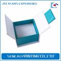 SenCai perles boîte d'emballage faite main avec insert en mousse blanche