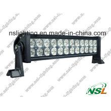 13 Inch 72W Combo LED Spotlight 4WD Light Bar Offroad Ute Boat Lamp Fog Lights