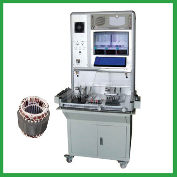 Automatic Stator perfomance testing panel