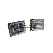 DZ9100720058 DZ9100720057 Shacman Head Lamp L & R for F2000