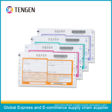 Express Used Delivery Waybill for Goods Tracking